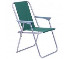Складной стул Пикник CCS022 зеленый