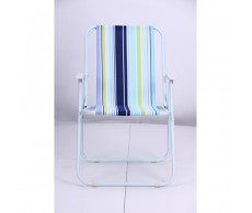 Складной стул Пикник JD-2032 полоса