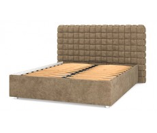 Кровать-подиум Quadro Luxe металлический каркас