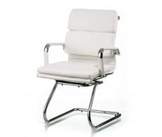 Кресло Solano 3 conference white