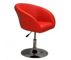 Кресло барное Мурат НЬЮ кожзам красный