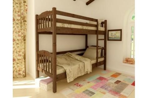 Кровать двухъярусная Бай-бай 80 Микс Мебель
