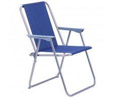 Складной стул Пикник CCS022 синий
